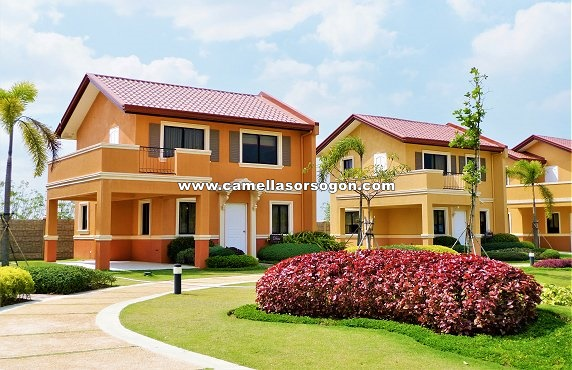Camella Sorsogon House and Lot for Sale in Sorsogon City Philippines