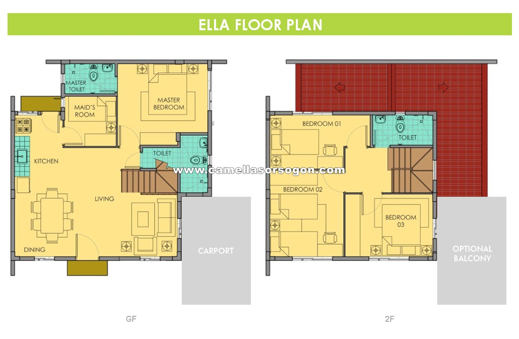 Ella  House for Sale in Sorsogon City