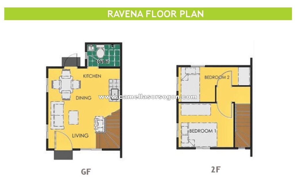 Ravena  House for Sale in Sorsogon City