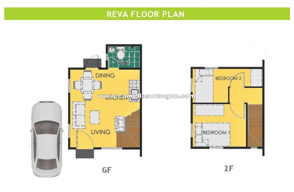 Reva  House for Sale in Sorsogon City