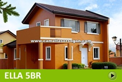 Ella House and Lot for Sale in Sorsogon City Philippines