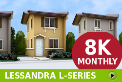 Lessandra Affordable Houses in Camella Sorsogon